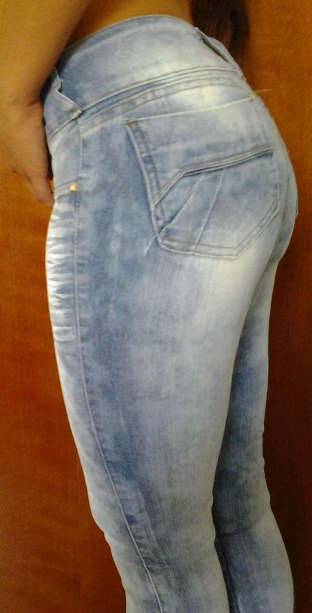 0582ba297 Tendencia jeans santa fe