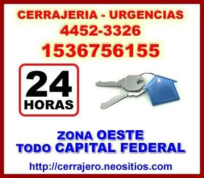 Cerrajeria lomas del mirador llame *15-36756155* urgencias zona oeste