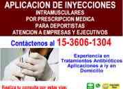 Inyecciones intramusculares barrio norte tfno *1536061304*
