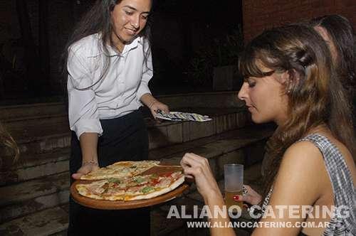 Pizza party pasta party cazuelas party lomito party barras de tragos alquiler de living capital federal 15-6442-5043