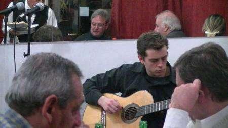 Acompañamiento de guitarra para cantantes