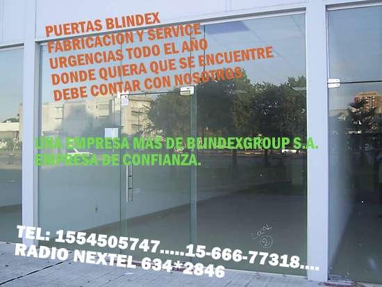 Blindex puertas blindex reparacion te: 1554505747 ** recomendado **