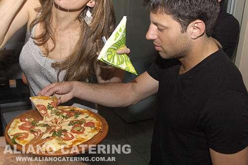 Pizza party y barra de tragos zona norte casamiento fiesta de 15 martinez alquiler de living. microcentro 156442 5043