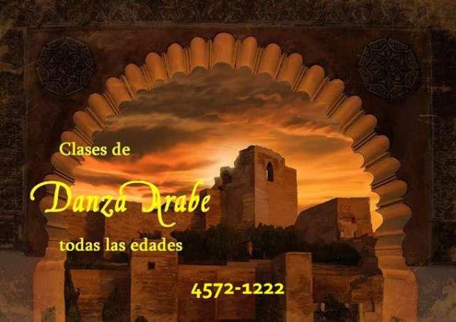 Clases individuales de danza arabe - devoto villa pueyrredon
