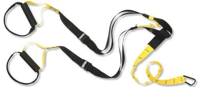 Trx suspension trainer + manual de uso+ cd