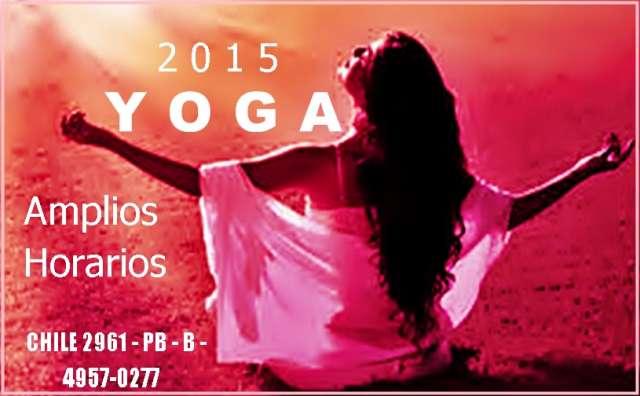 Yoga 2015 - clases en san cristobal- clases todo el año -