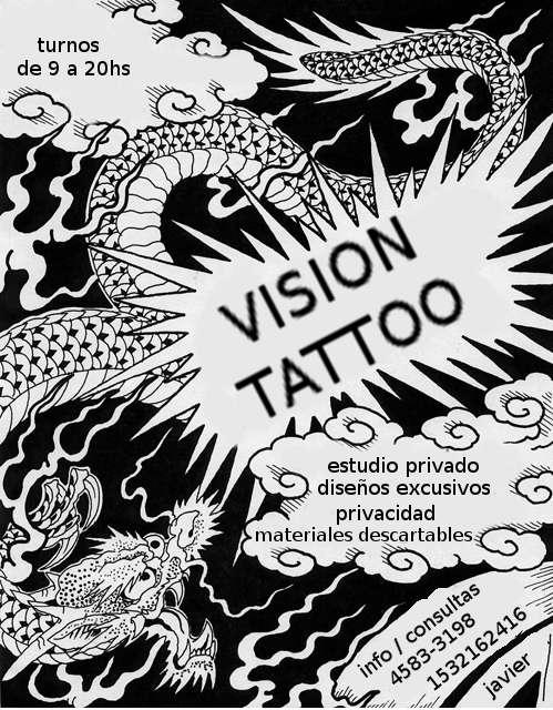 Tatuajes a domicilio y en estudio! precios accesibles
