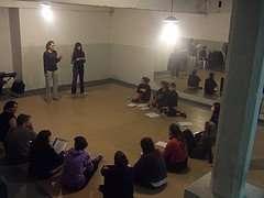 Alquiler de salas de ensayo para danza teatro, filmaciones, audiciones