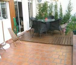 2 amb - bulnes y beruti c/ lavarropas - terraza