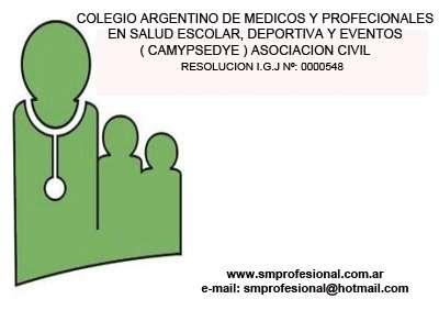 Colegio argentino de médicos , médicos para empresas 4774-0041