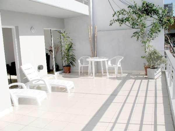 2 amb - paraguay entre carranza y ravignani - con terraza