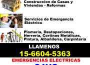 Construccion  de Casas y Viviendas, Reformas en Merlo Tfno 15-66045363 Zona Oeste CABA