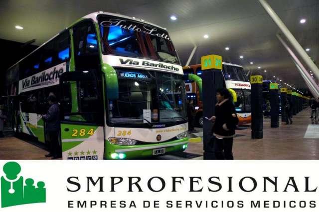 Colegio argentino de médicos, servicios médicos a bordo. 4774-0041