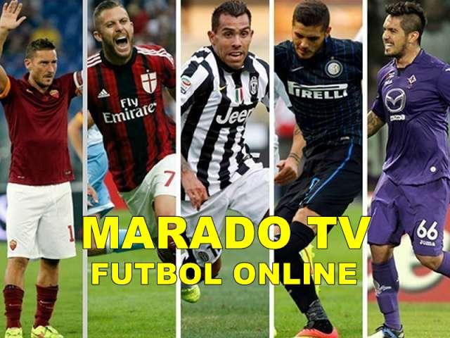 Futbol gratis en vivo - marado tv