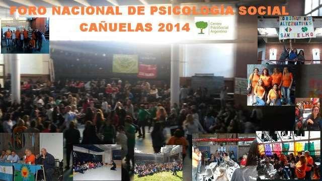 Fotos de Psicología social 2015 4