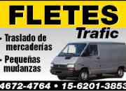 FLETES 4672-4764 Mudanzas. Repartos