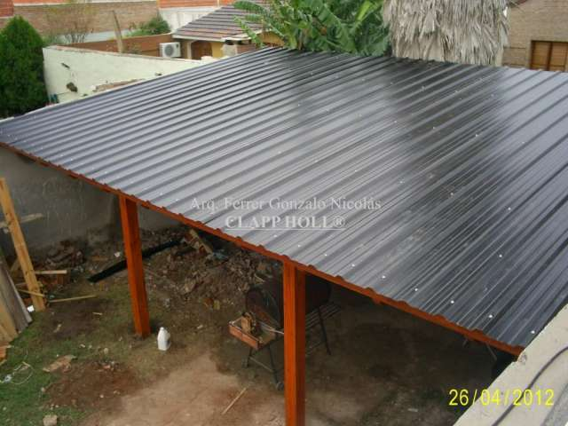 Los mejores techos de madera de córdoba - clapp holl -
