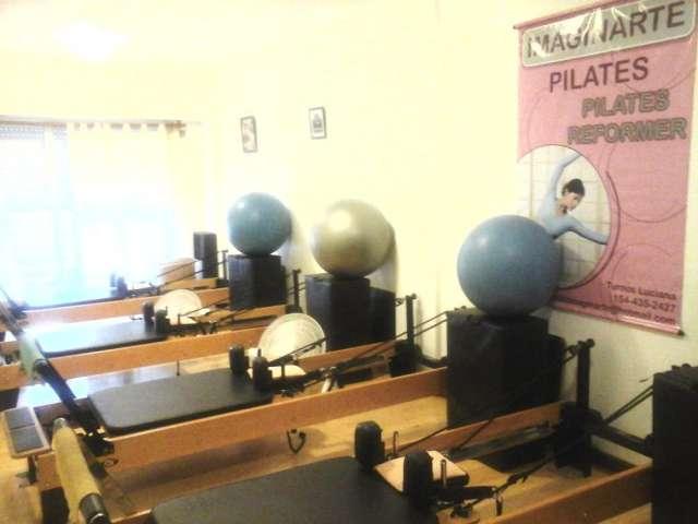 Estudio de pilates reformer imaginarte pilates