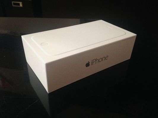 Iphone 6 plus de 16 gb