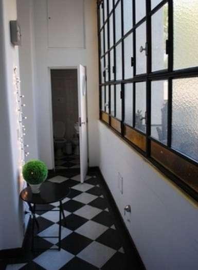 2 amb - junin al 1400 - cama doble y cama simple en entre piso
