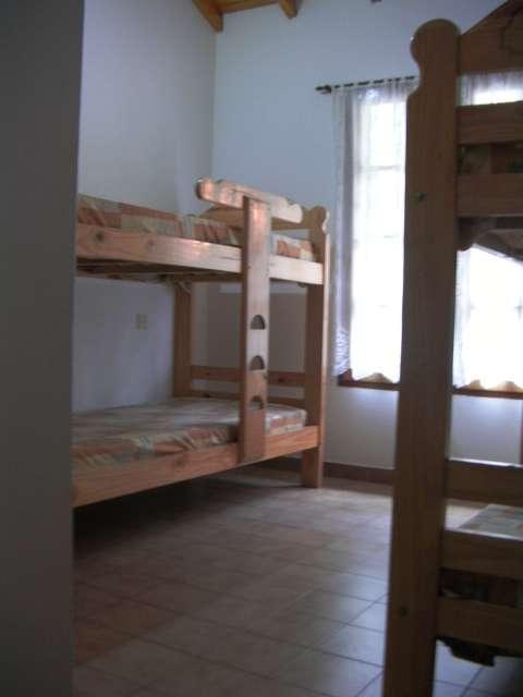 2° dormitorio con 2 camas marineras