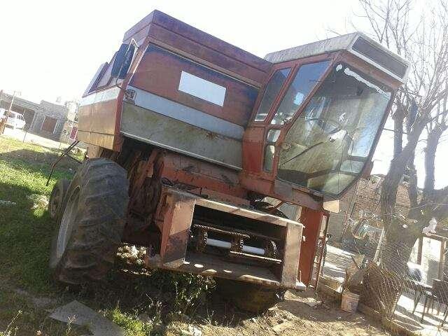 Oportunidad vendo cosechadora mf 3640