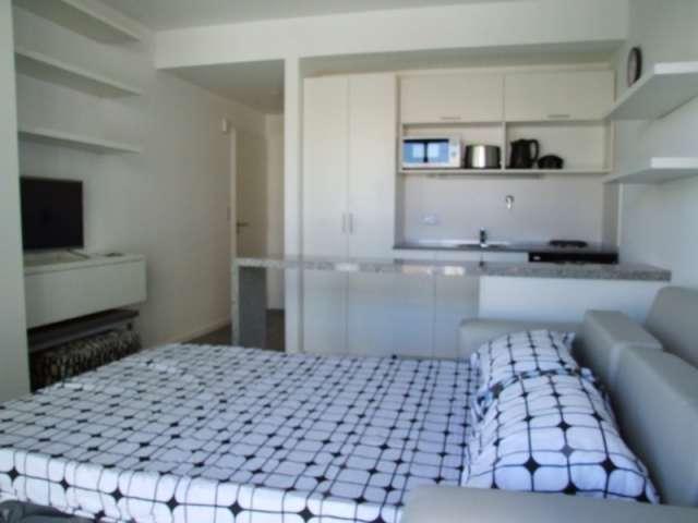 1 amb - paraguay al 5600 c/piscina laundry - cerca uba, up, brother, iuna, di tella