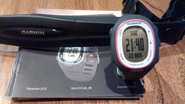 Fotos de Reloj garmin fr70 con monitor cardiaco 2