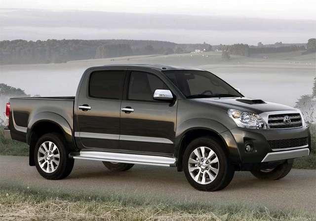 Toyota tacoma 4*4 importada