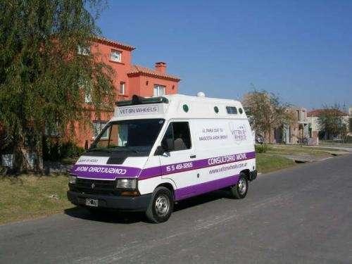 Urgencias veterinarias a domicilio en capital federal - tel: 15-4530-8131
