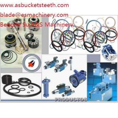 Sistema hidráulico excavadora komatsu pc78-6/pc800-8/pc95