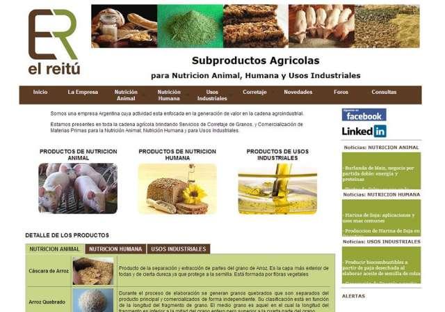 Subproductos agrícolas