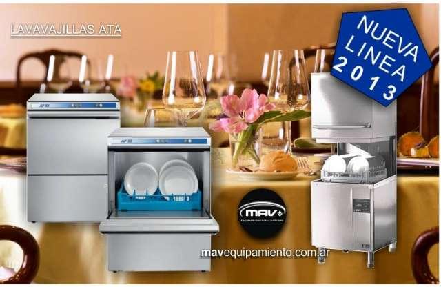 Mav lavavajillas ata argentina, lavavajillas bajomesada, lavavajillas industrial, lavavajillas de capota
