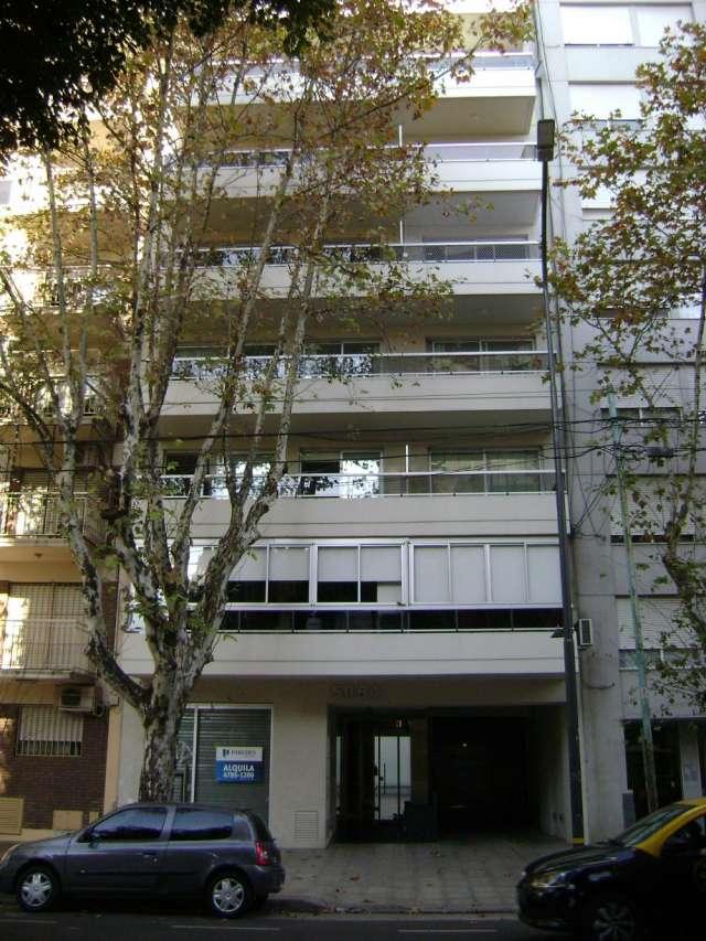 2 ambientes a estrenar con balcon en villa urquiza
