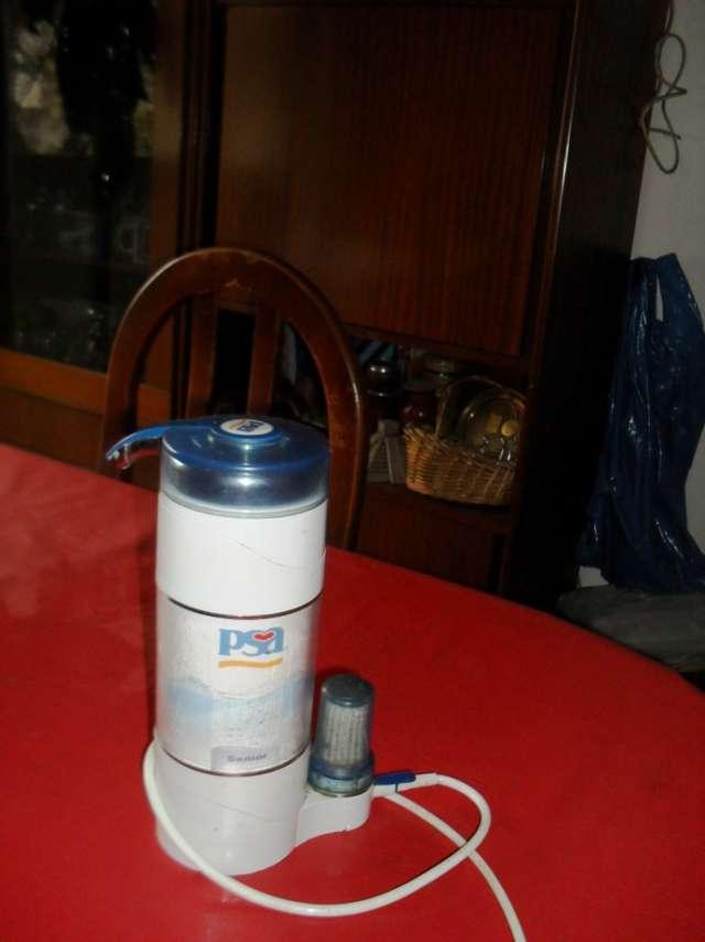 Purificador psa seniors usado - falta cambiar filtro - $ 1.300.-