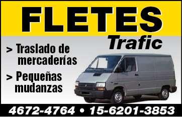 Fletes liniers 4672-4764 repartos, mudanzas