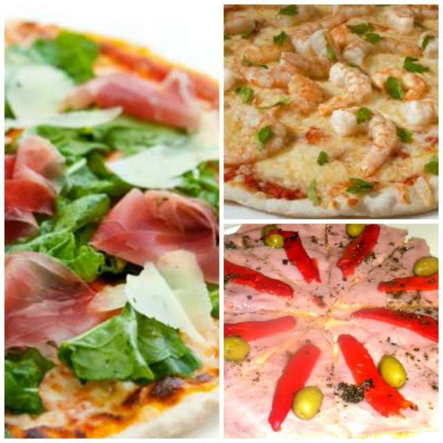 Pizza party gourmet egresados