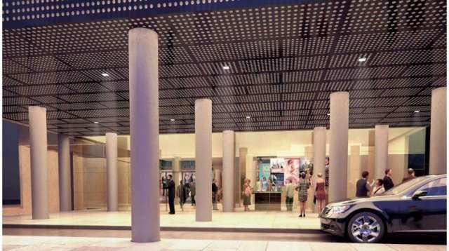 Civis bridge, galería comercial, teatro, hotel, departamentos. villa carlos paz