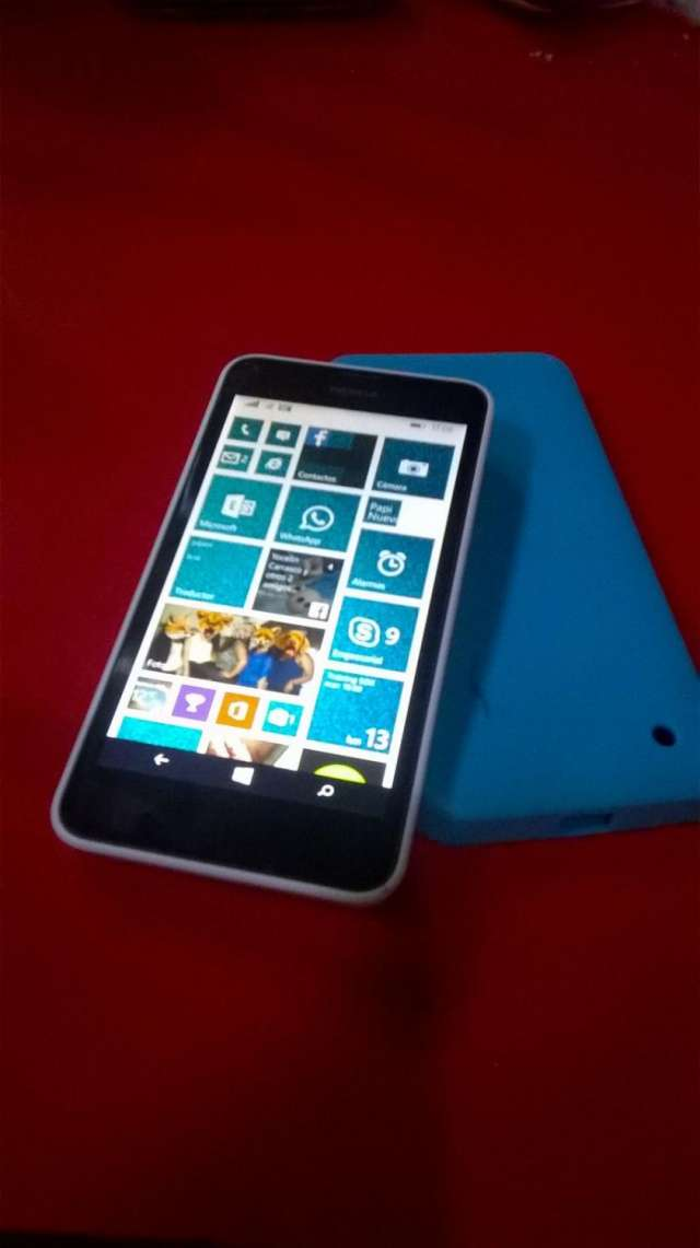 Lumia 630 personal. impecable
