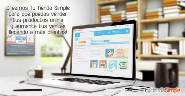 Creamos tu catálogo o tienda online