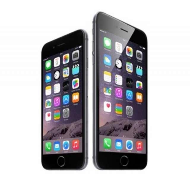 Fotos de Vendo brillante iphone 6 plus gris liberado . sin accesorios 2