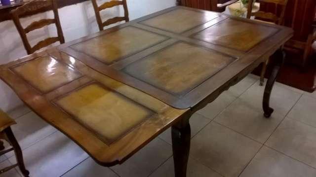 Vendo juego de comedor antiguo en San Rafael - Muebles | 936937