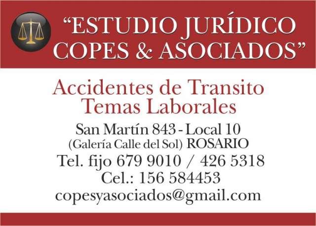 Abogados - estudio jurídico copes y asociados