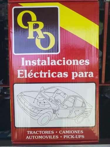 Instalaciones electricas para autos