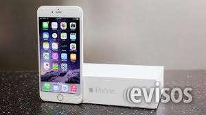 Vendo iphone 6 plus blanco con funda tech21