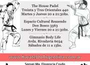 Clases de Karate-Do & Kobudo en Almagro y Caballito