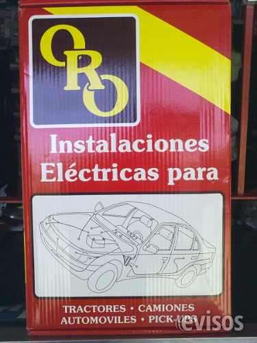 Instalacion electrica para scania 111