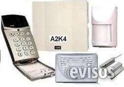 Sistema de alarma con multiples zonas