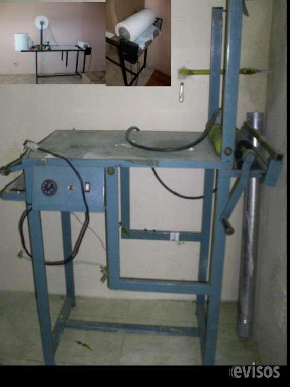 Maquina para fabricar pañales de adultos, niños y toallitas (manual)