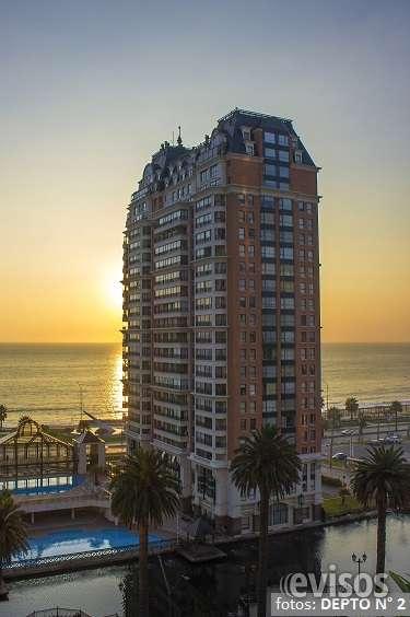 Alquilo viña del mar, 4 dormitorios, frente a la playa y a pasos de mall marina